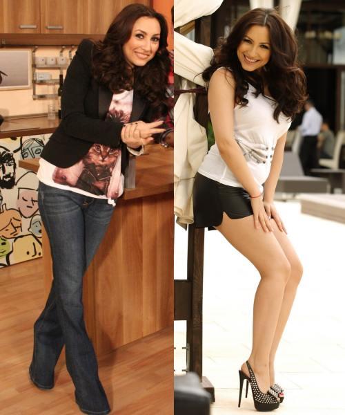 Foto Andra: Uite cum s-a schimbat stilul juratei de la Românii au Talent, de-a lungul anilor