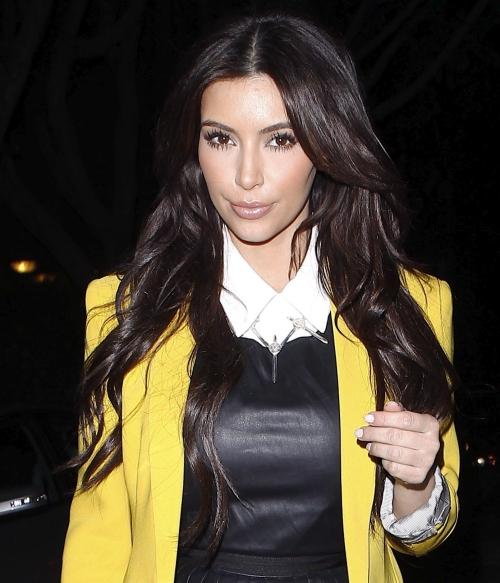 Video: Învaţă să te machiezi ca superba Kim Kardashian!