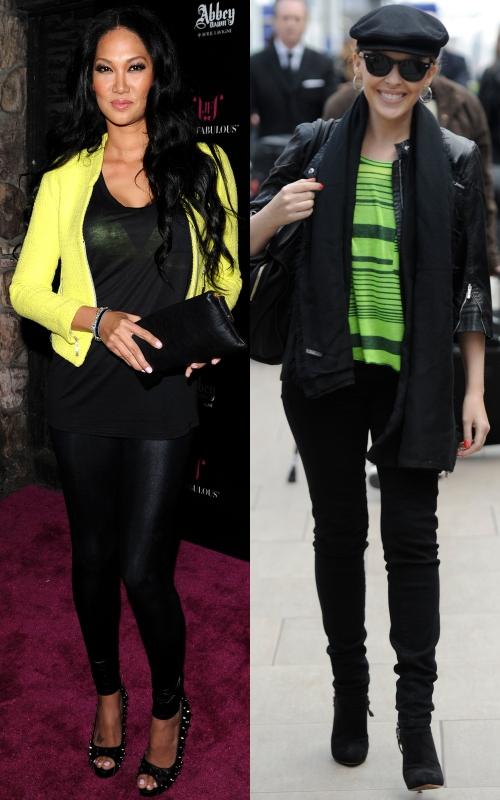 Modă 2012: cum porţi cu stil culorile neon