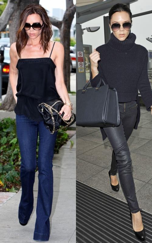 Învaţă de la Victoria Beckham cum să te îmbraci în 4 ocazii distincte