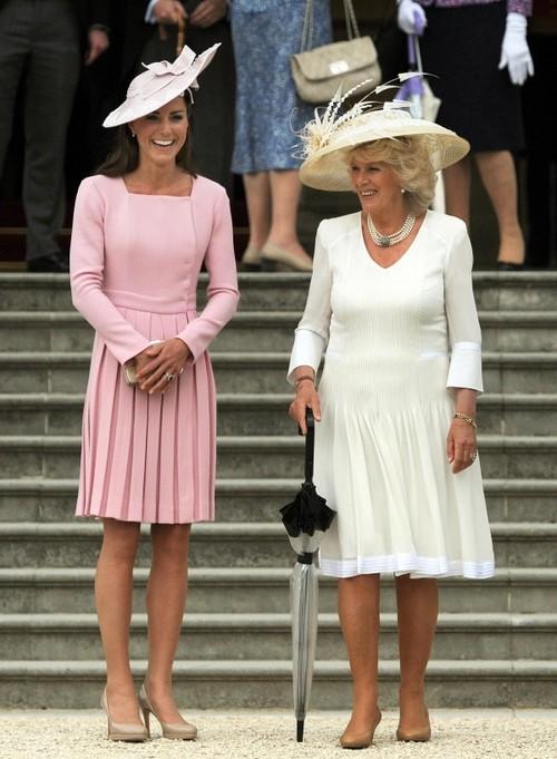 Foto: Kate Middleton, în centrul atenţiei la petrecerea Jubileului reginei