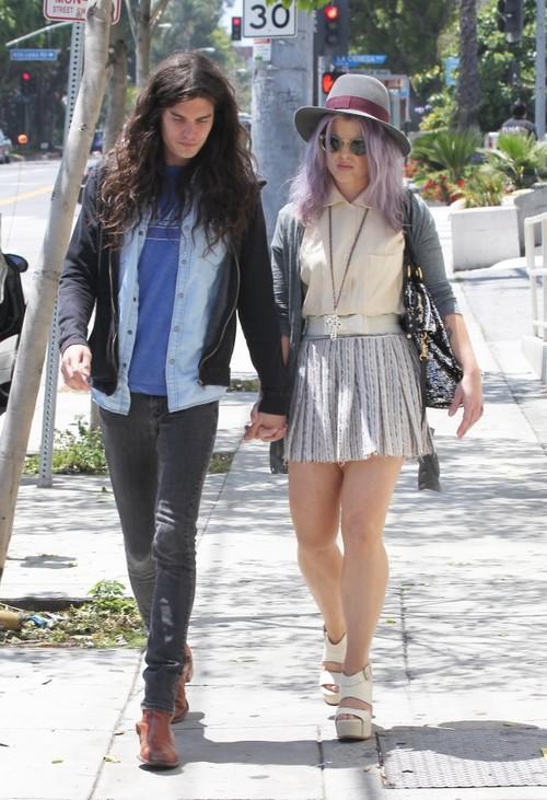 Foto: Cum arată noul iubit al lui Kelly Osbourne!