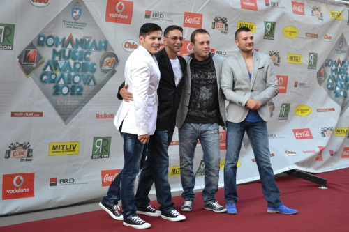 Romanian Music Awards 2012: Trei trupe legendare se reunesc pe scena de la Craiova