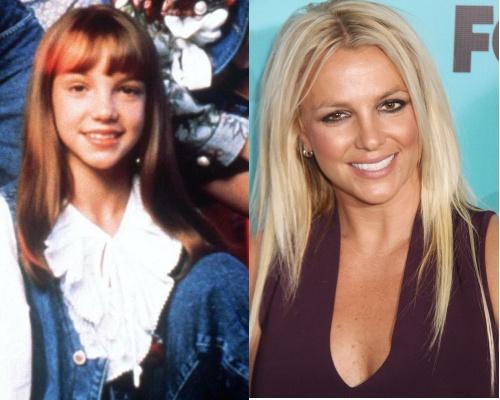 Poze: Atunci şi acum – cum arătau vedetele când erau copii