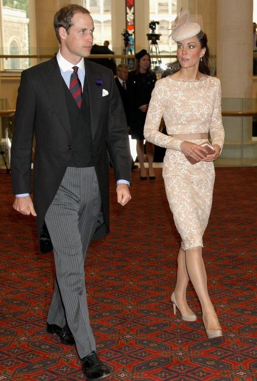 Foto: Kate Middleton a purtat rochii Alexander McQueen, trei zile la rând