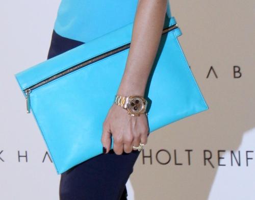 Wow: Victoria Beckham, absolut superbă într-o rochie creată de ea