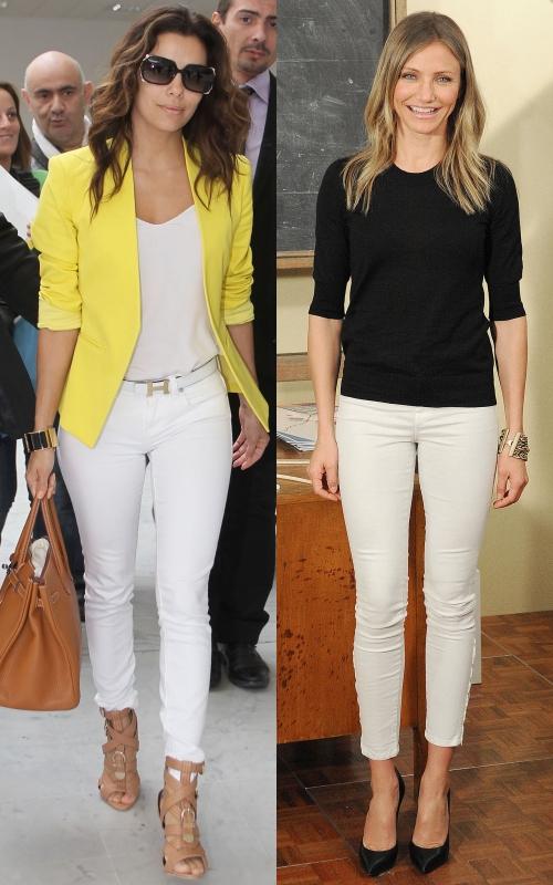 Белые джинсы 2012 купить