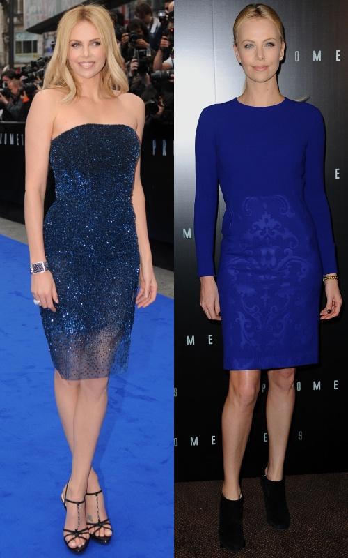 Stil de vedetă: Charlize Theron, exemplu de eleganţă şi feminitate