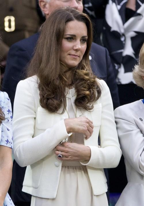 De ce a plâns Kate Middleton pe Wimbledon?