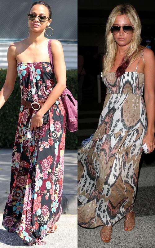 Moda verii: Rochia maxi, must have în zilele toride. Fii stilată!