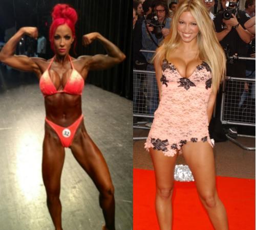 Şocant! 5 femei distruse de pasiunea pentru sport