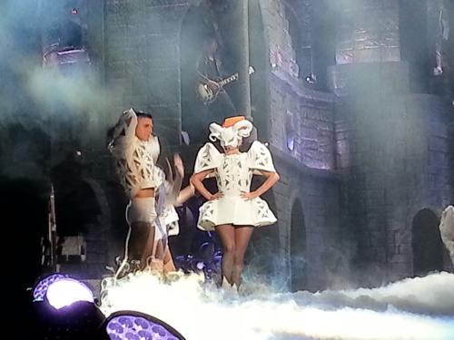 Vezi cum va fi concertul Lady Gaga de la Bucureşti