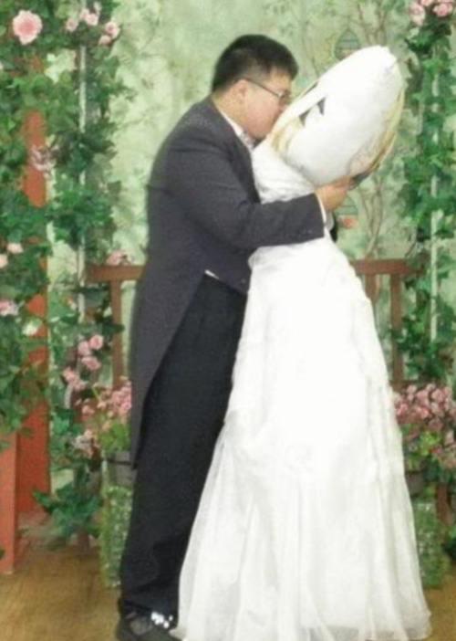 Bizar: Iată cu cine se mai căsătoresc pământenii