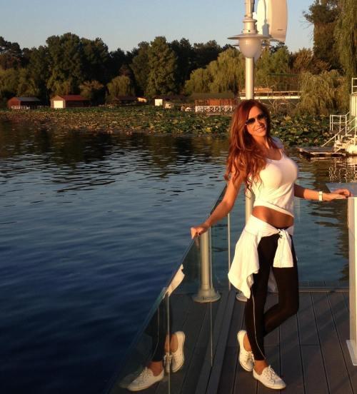Bianca Drăguşanu: Se antrenează pentru Dansez pentru tine?