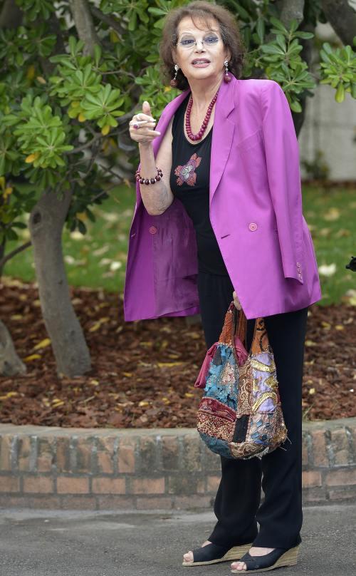 Claudia Cardinale, lecţie de stil la 74 de ani