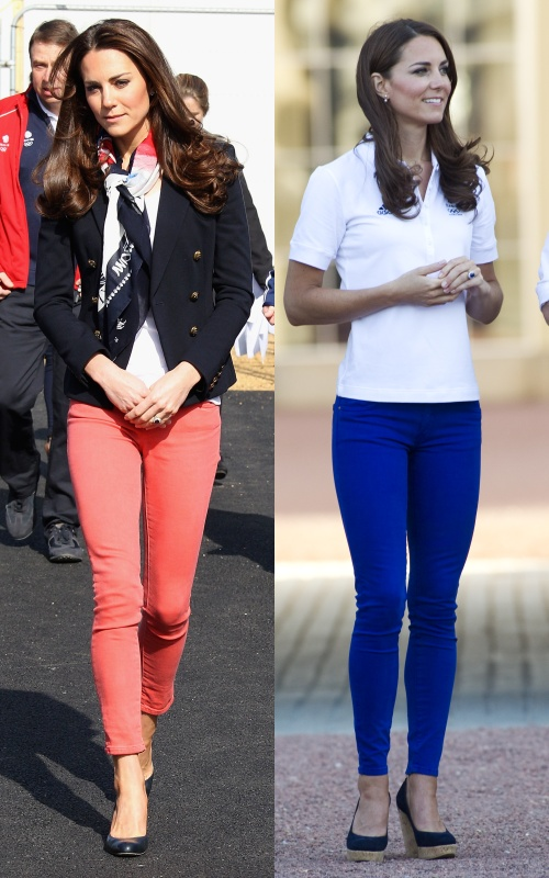 Kate, Ducesa de Cambridge: Învaţă cum să te îmbraci ca o lady!