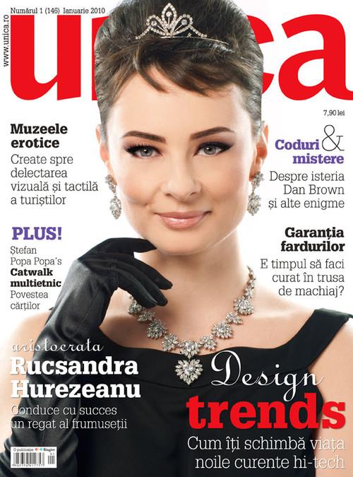 De 15 ani, revista Unica îţi prezintă românce care au succes în cele mai variate domenii