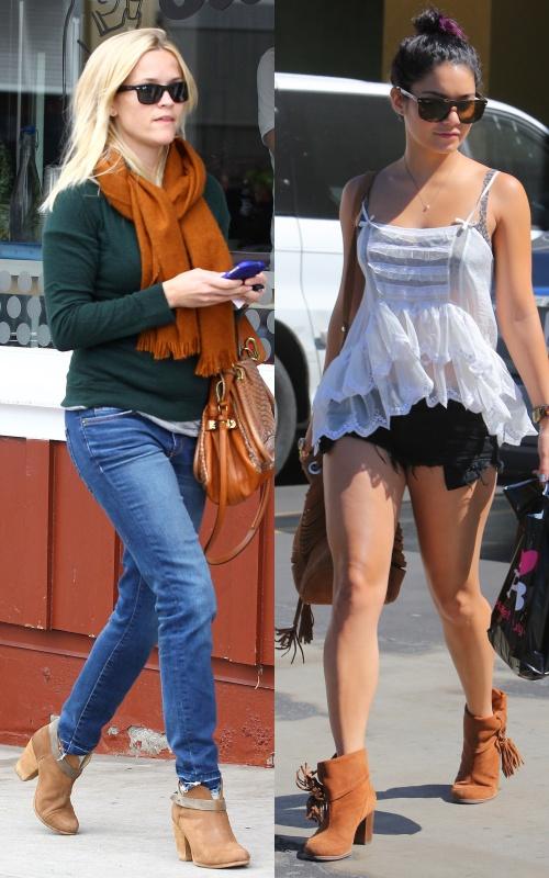 Tendinţe modă 2012-2013: Botinele până la gleznă sunt must have! Îţi plac?