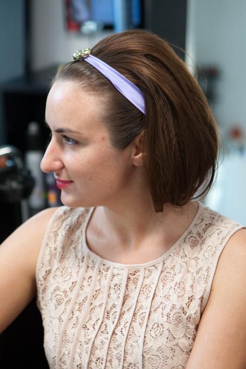 Video Beauty Cum Să îţi Faci Singură O Coafură Retro Cu Păr