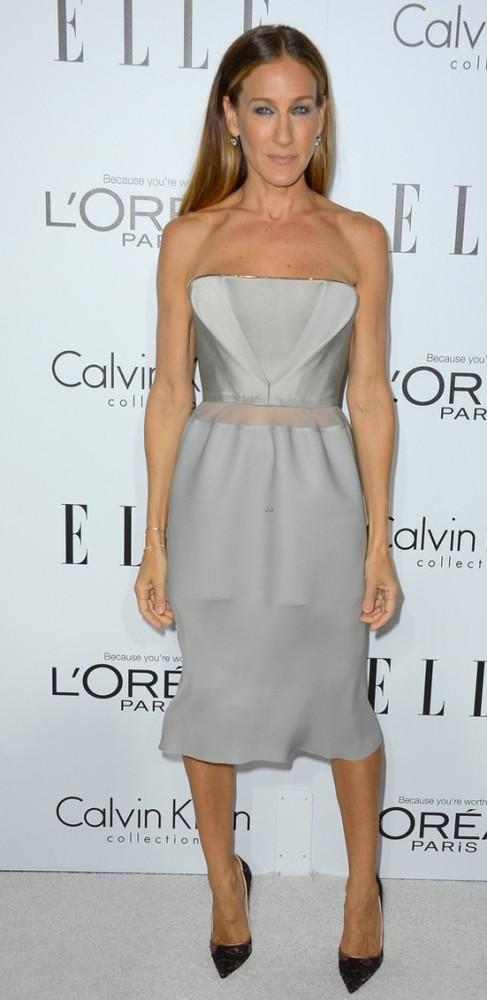 Modă: Rochii absolut superbe la gala Elle Women! Uite ce frumoasă e Nina Dobrev!
