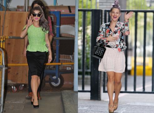 Stil de vedetă: Kelly Osbourne, o vedetă care şi-a schimbat radical look-ul. Îţi place cum arată acum?