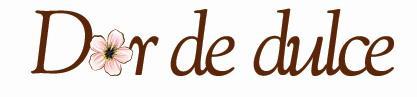 """(P) Cofetaria """"Dor de Dulce"""""""