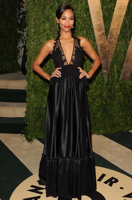 Petrecerea Oscar Vanity Fair 2013: Rochii absolut superbe pe covorul roşu