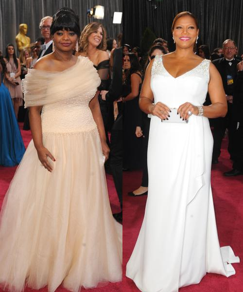 octavia spencer si queen latifah