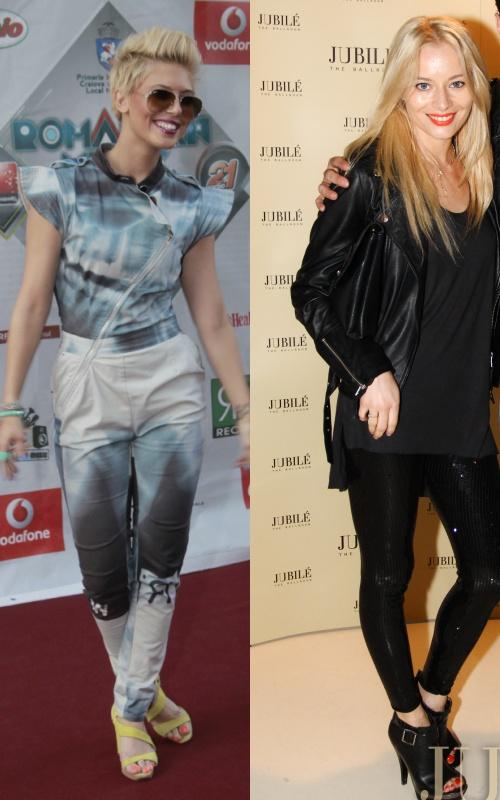 Stil de vedetă: Sore sau Laura Cosoi? Care e cea mai sexy?