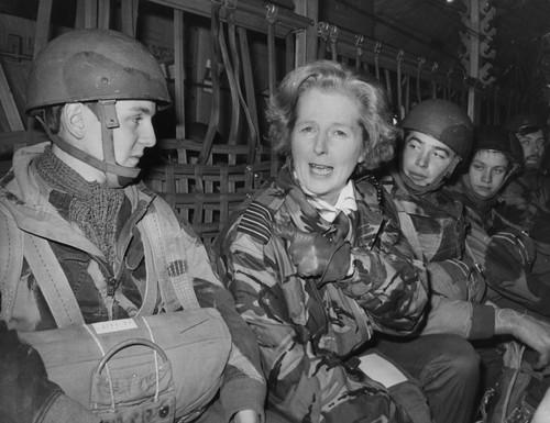 Foto: Viaţa Doamnei de Fier, Margaret Thatcher, în imagini