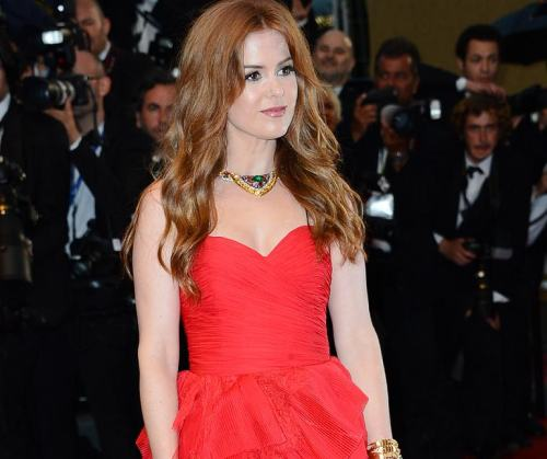 isla fisher cannes 2013