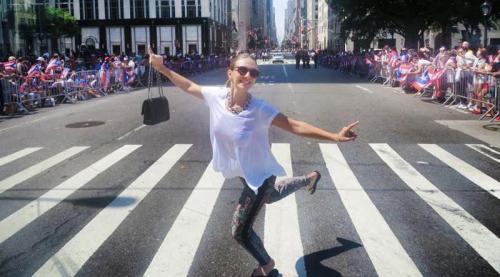 adela popescu si radu valcan la new york