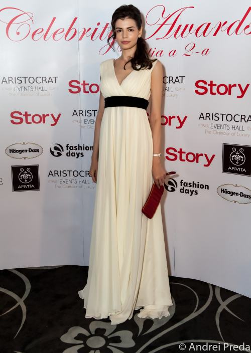 monica gabor celebrity awards