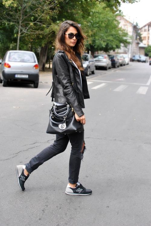 Unica Fashion Week: Andra Andreescu îţi propune o ţinută cool, de weekend!