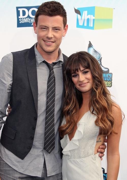 Sfâşietor: Lea Michele, în lacrimi după Cory Monteith la Teen Choice Awards