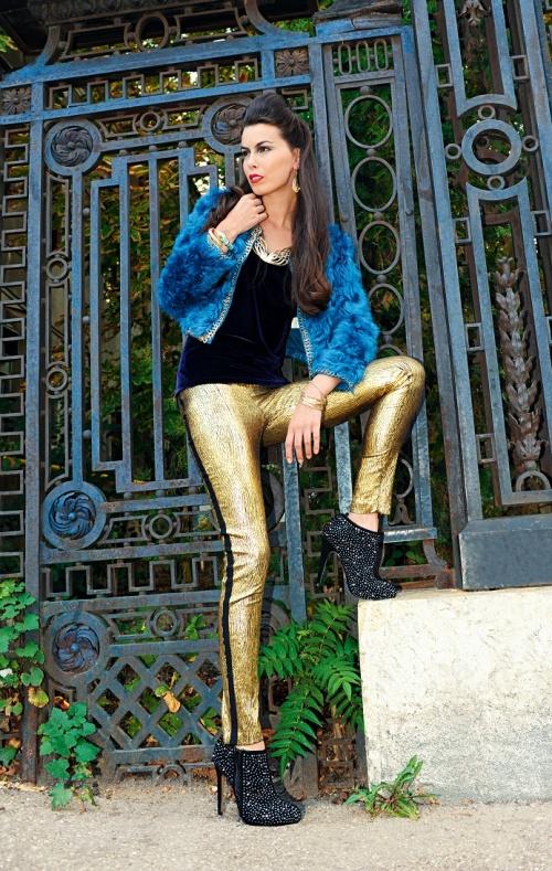 Tendinţe toamnă 2013. Se poartă cizmele peste genunchi şi culoarea burgundy!