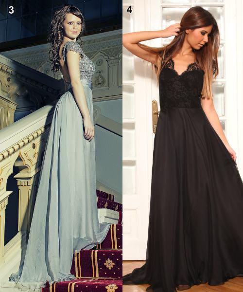 Cele mai frumoase rochii lungi pentru noaptea de Revelion
