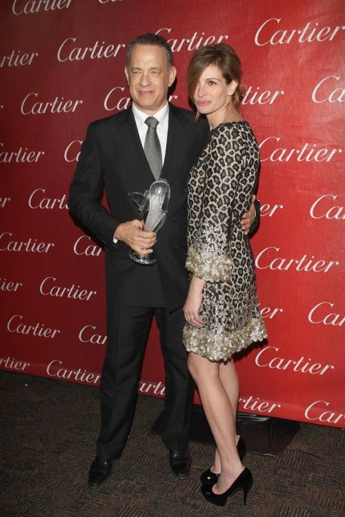 Sandra Bullock şi Julia Roberts, superbe pe covorul roşu