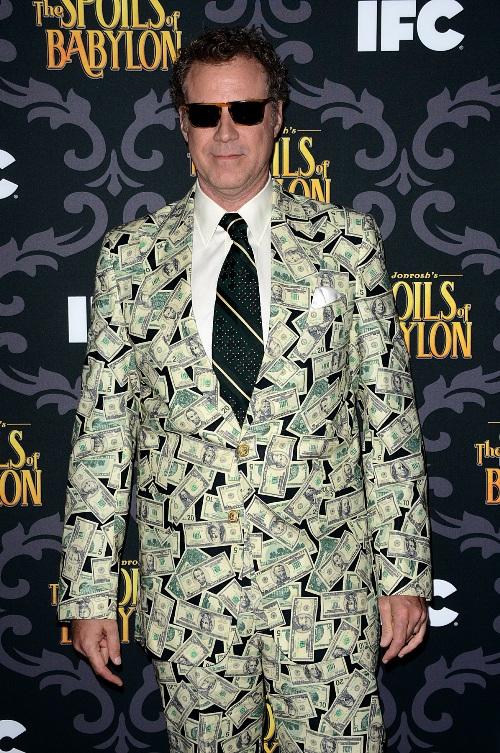 Iată cum s-a făcut de râs Will Ferrell pe covorul roşu!