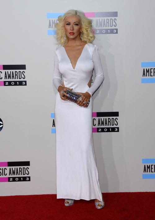 Christina Aguilera este însărcinată din nou