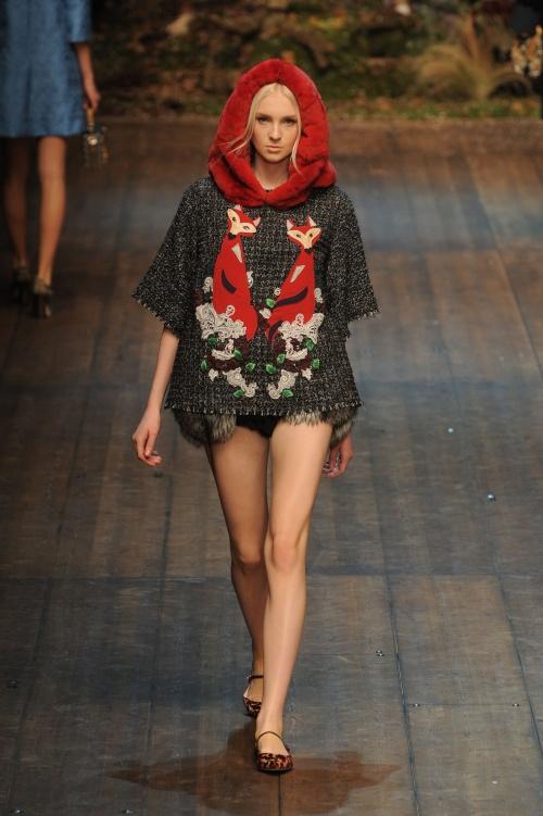 Imprimeul animat la Săptămâna modei de la Milano