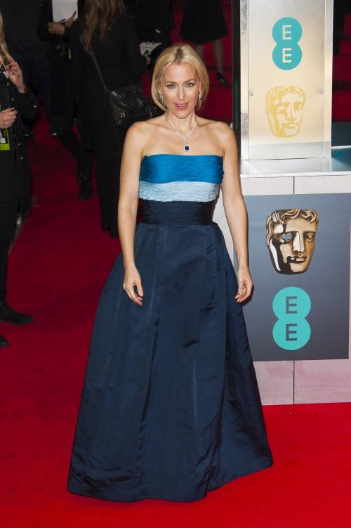 Trend la BAFTA: Rochii colorate şi vesele