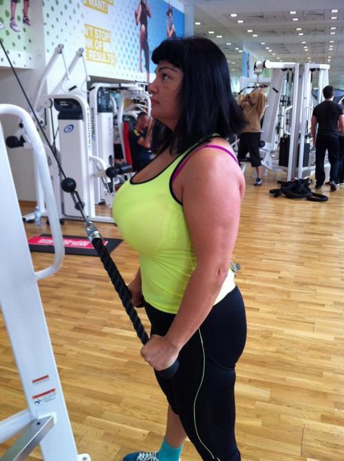 Iată cu ce dietă a slăbit Ozana Barabancea 40 de kilograme!