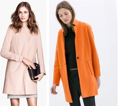Cele mai frumoase paltoane pe care le găseşti în magazine. Vezi preţurile!