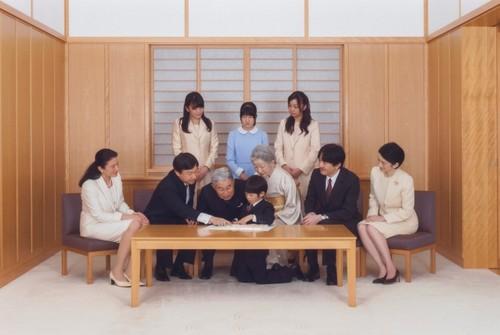 Iată cum arată familia regală a Japoniei!