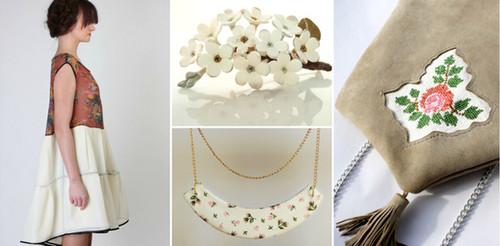 Sezonul acesta se poarta hainele si bijuteriile inflorate - uite unde le gasesti pe cele mai frumoase!