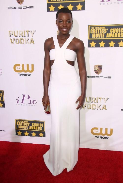 Top 7 rochii de seară cu care Lupita Nyong'o a făcut istorie pe covorul roşu!