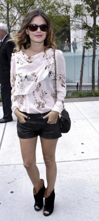 Cum să arăţi trăsnet în pantaloni scurţi! Învaţă de la vedete!
