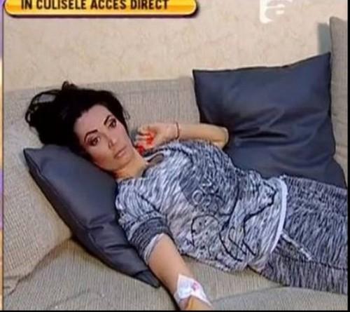 S-a înfometat până a leşinat! Nicoleta Luciu a avut nevoie de Salvare, după ce a slăbit 8 kilograme într-o lună!