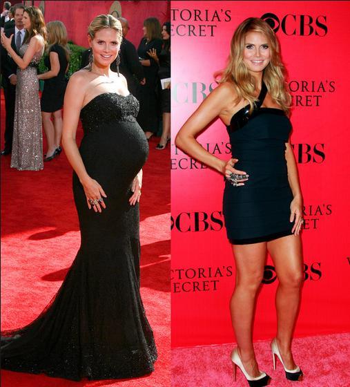 Dieta cu oţet de mere le-a ajutat să slăbească pe Heidi Klum şi Fergie